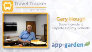 testimonial, field trip management, travel tracker, app-garden, the app-garden