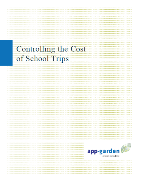 Controlling the Costs of School Trips