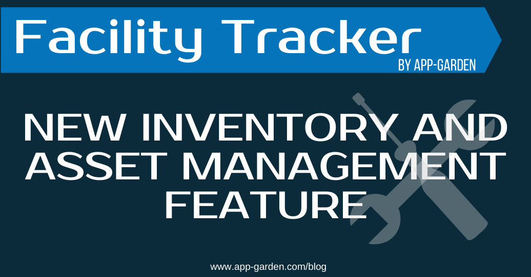 New Asset and Inventory Management Feature