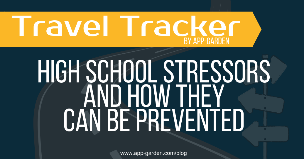 High School Stressors And How They Can Be Prevented