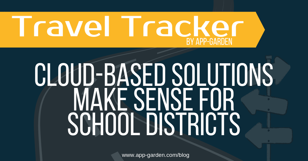 Cloud-based solutions make sense for school districts | software for school administrators