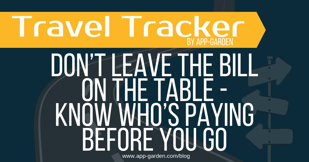 Don't Leave the Bill on the Table - Know Who's Paying Before You Go