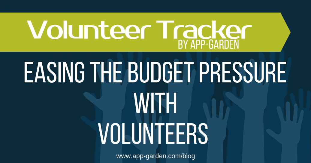 Easing the Budget Pressure - Supplement Staff with Volunteers | software for school administrators