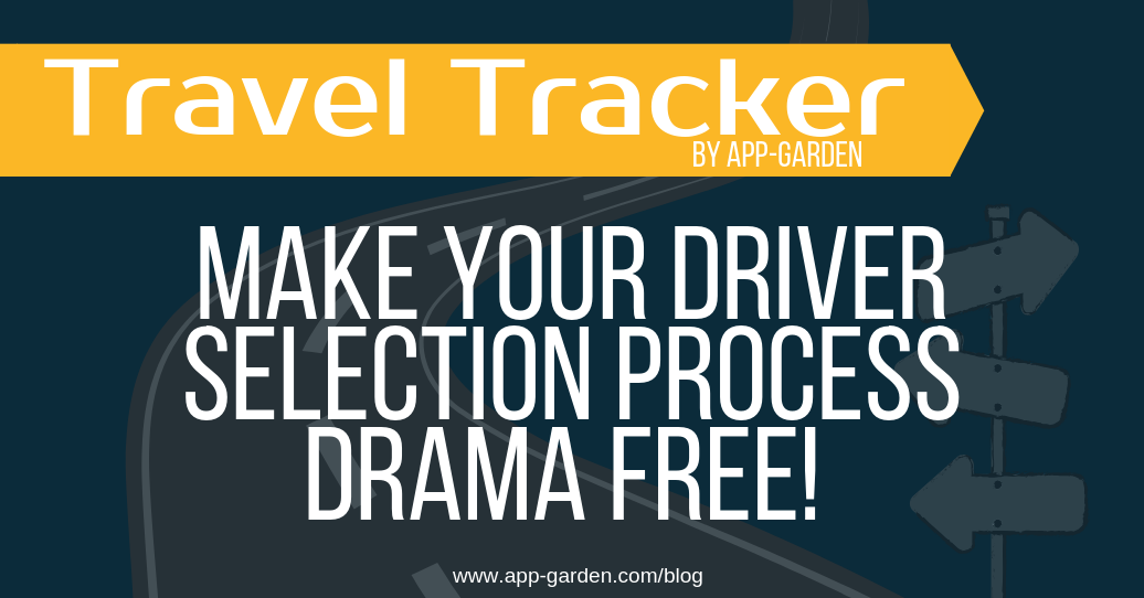 Make Your Field Trip Driver Bidding / Selection Process Drama Free! | software for school administrators
