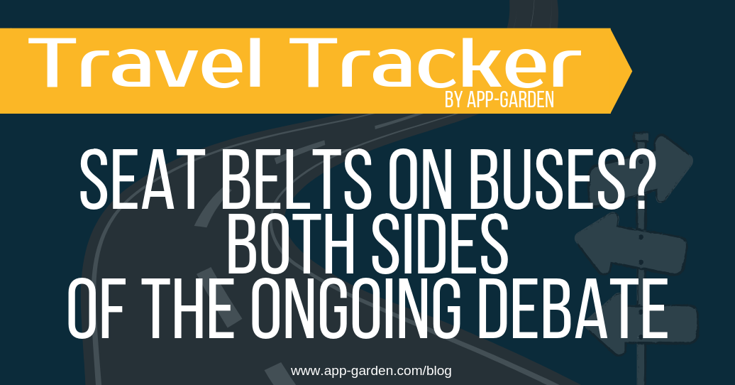 Seat Belts on Buses? Both Sides Of The Ongoing Debate