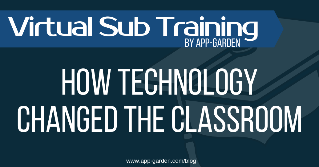 How Technology Changed the Classroom | software for school administrators